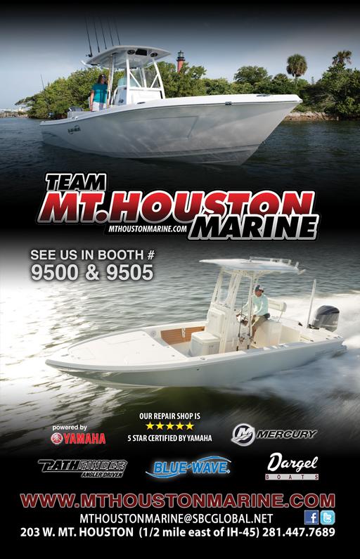 Mt. Houston Marine