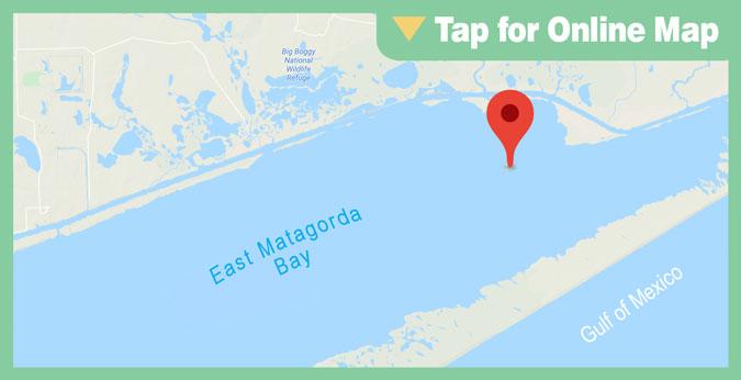 East Matagorda Bay