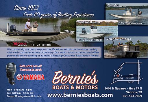 Bernie's Boats & Motors