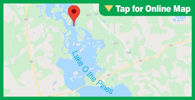 Lake O the Pines