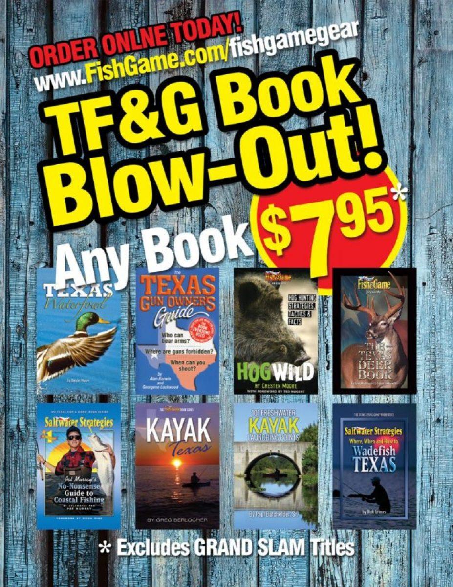 TF&G Gear Books