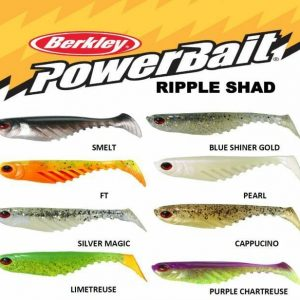 Berkley Powerbait Ripple shad 11cm