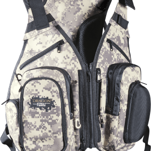 DRAGON Street Fishing TechPack s kapsami