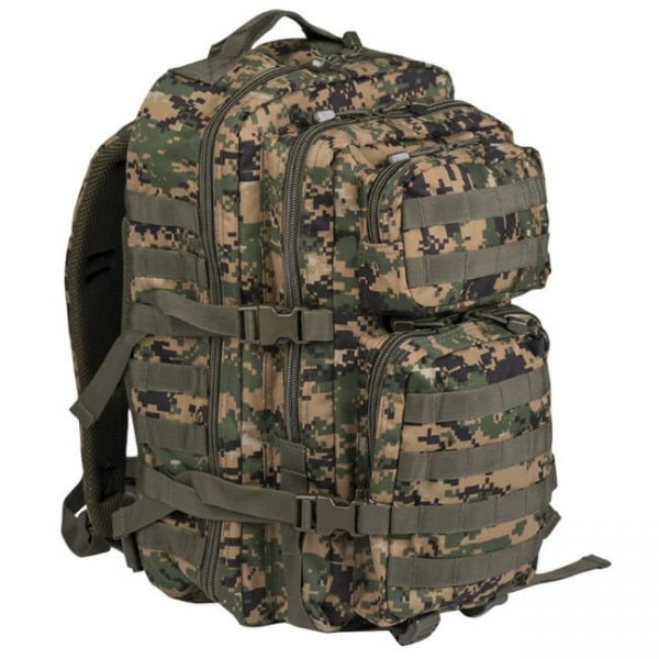 Ruksak MIL-TEC ASSAULT 30 l Digital