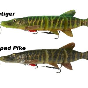 Savage Gear 4D Line Thru Pike 25cm 105g