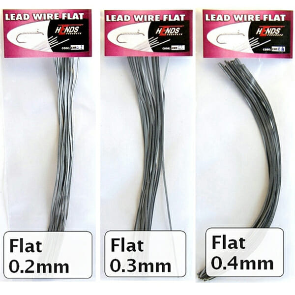 Hends Lead Wire Flat LWF 1