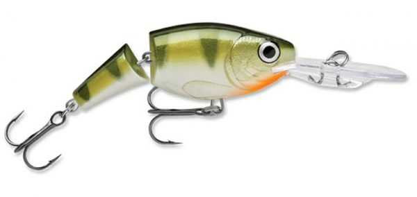 Rapala Jointed Shad Rap JSR-7 polopotápavá 7cm YP Yellow Perch