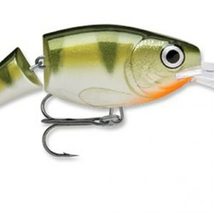 Rapala Jointed Shad Rap JSSR-7 polopotápavá 7cm YP Yellow Perch