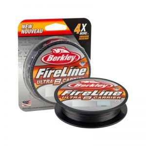 Berkley FireLine Ultra8Carrier smoke 150m