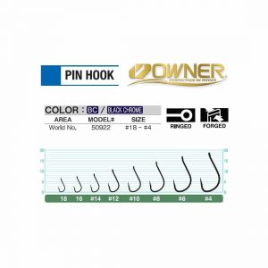 OWNER PIN HOOK