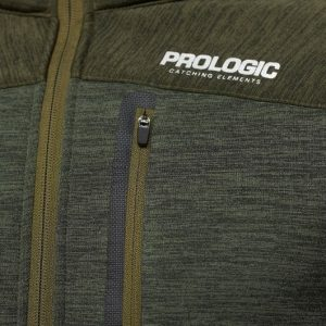 Bunda Prologic Tech Fleece detail na zips
