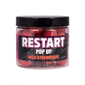 LK Baits Restart Pop-up 18mm 200ml Wild Strawberry