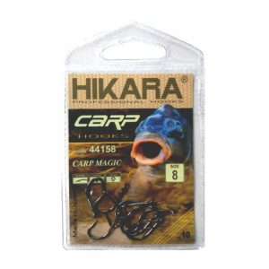 Hooks Hikara CARP MAGIC