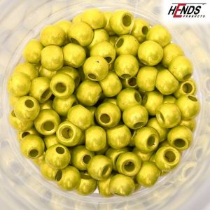 Hends Bead Head Anodizing - Chartreuse