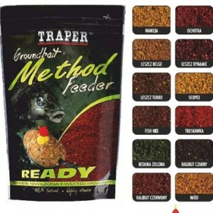 Krmivo Traper Method Feeder Ready 750g 1