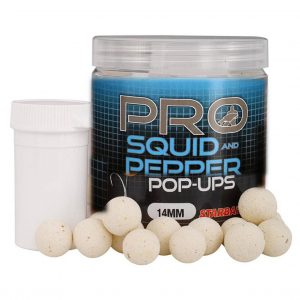 STARBAITS PopUps Squid-Pepper 14mm 60g s dipom