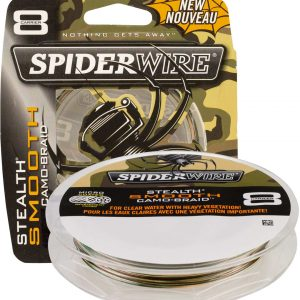 SpiderWire Stealth Smooth8 Camo 150m
