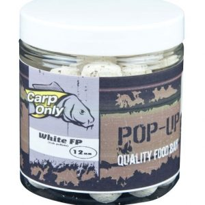 POP Up Carp only White Fish Pellet 12mm 80g
