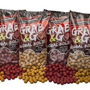 Boilies Starbaits Global Grab&Go 20mm 10kg