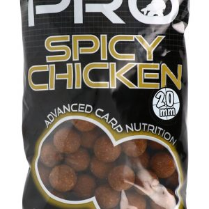Boilies Starbaits Probiotic Spicy Chicken 1kg