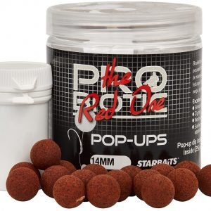 Pop Up boilies Starbaits Probiotic Red One 14mm 60g