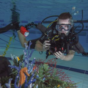 fishinfocus 1:1 private underwater photography course