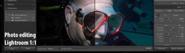 fishinfocus photo editing course UK Mario Vitalini