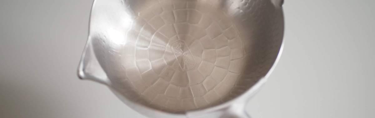 ペリカン雪平鍋を買った