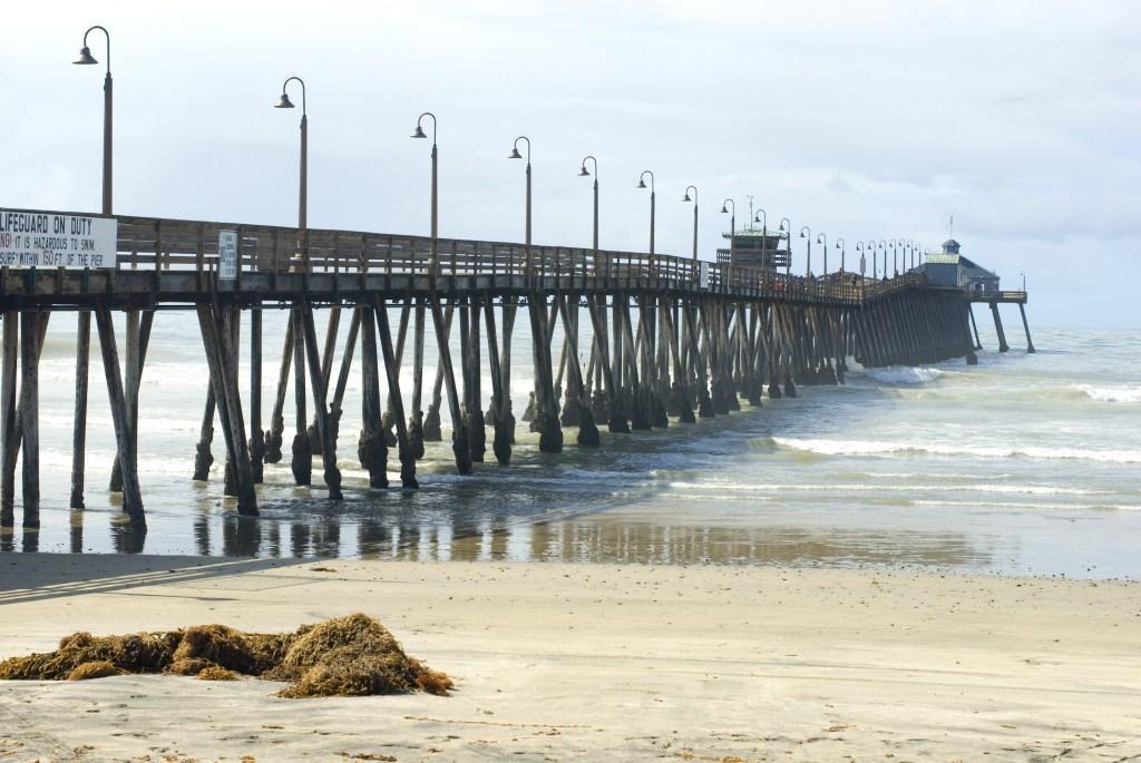 Imperial Beach Pier, San Diego