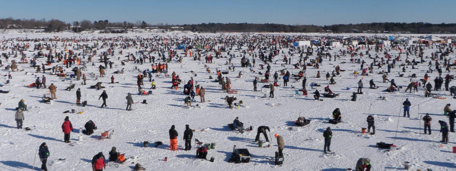 Brainerd Jaycees Ice Fishing Bonanza