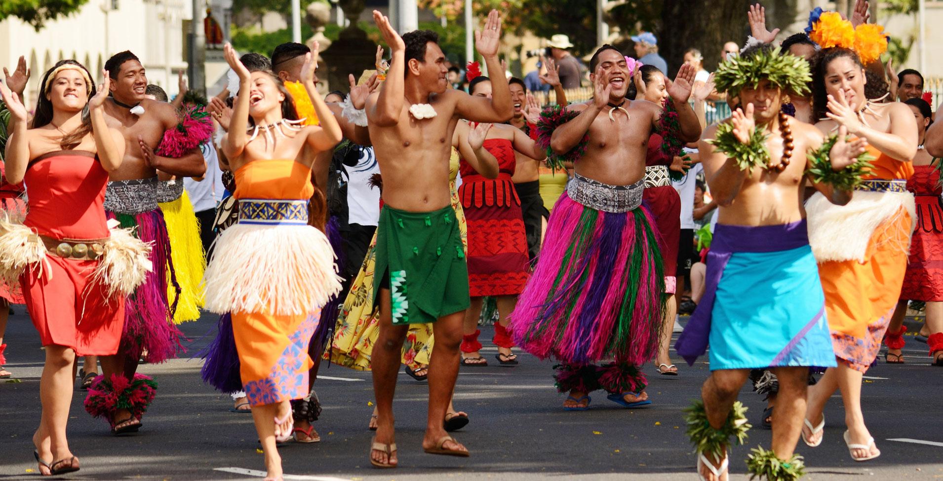 aloha festival