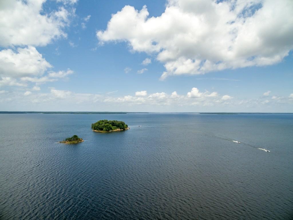 Lake Sam Rayburn, Texas