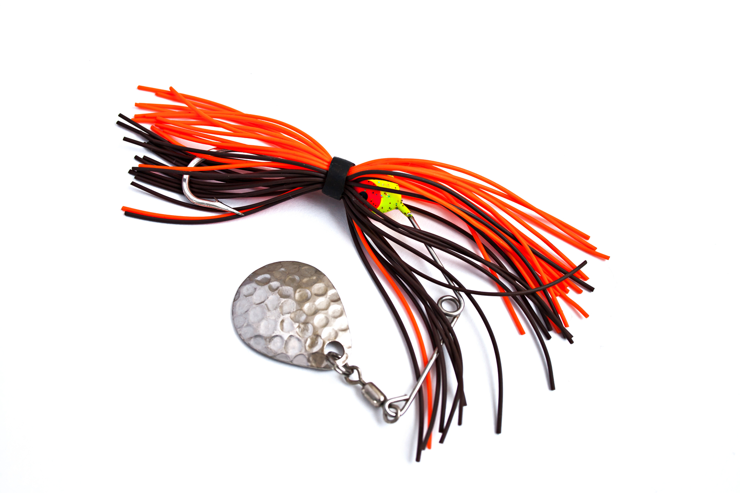 a spinnerbait lure