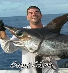 Capt Chris -Miami Sword Fishing