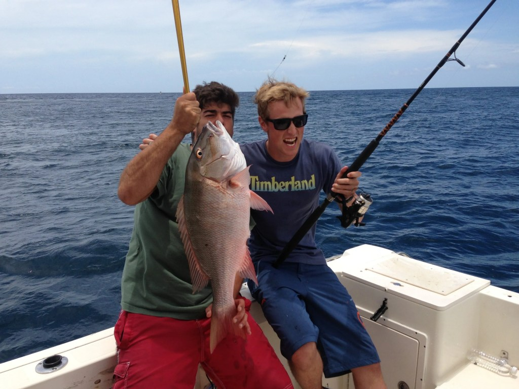 Tuna, Mahi, and yes,.. Monster Mutton Snapper are here!