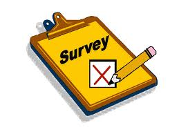 survey clipboard