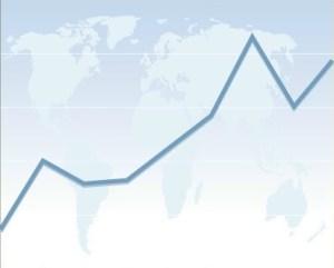 Trend graph.