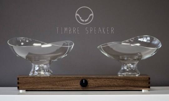 Timber Speaker