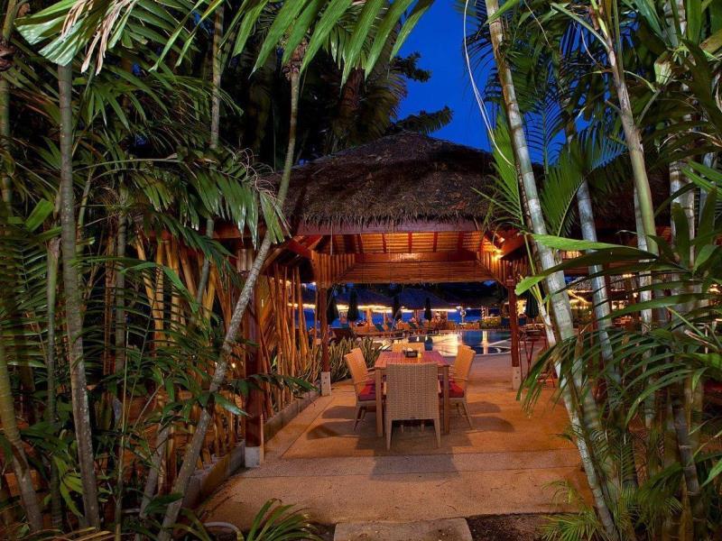 Beach resort Chalong Phuket