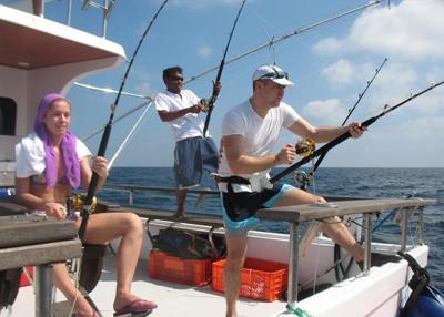 Nikita sportsboat charter Phuket