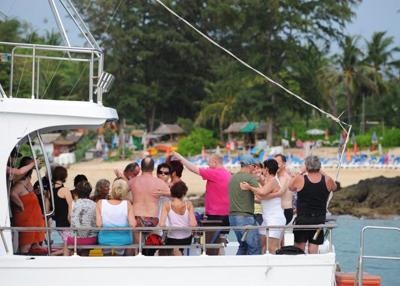 Nikita fishing charter Phuket