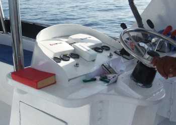 Queen Marlin deep sea fishing charter