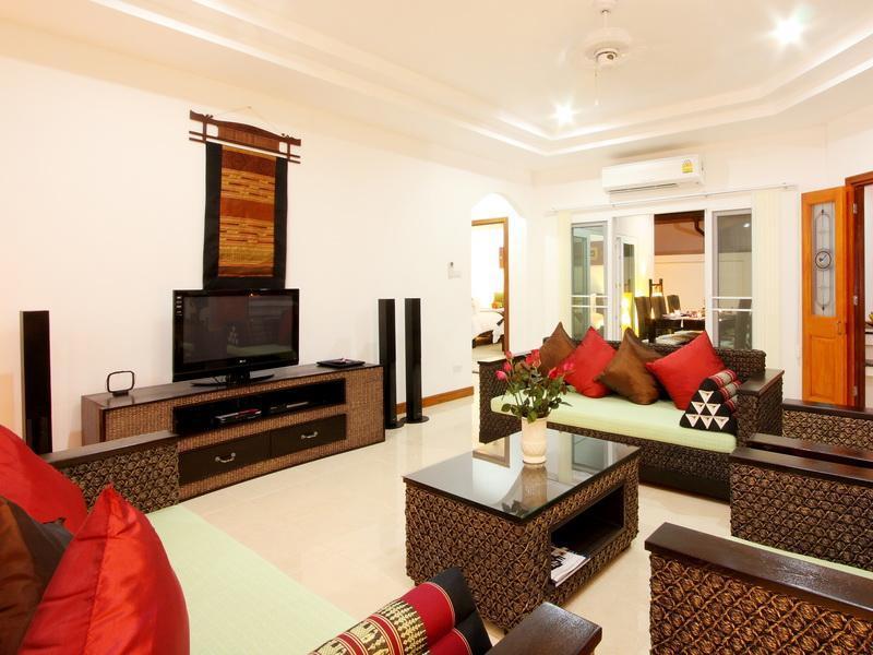 Luxury villa rental Chalong