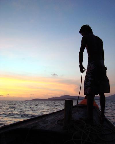 Fishing with the Phuket Sea Gypsies