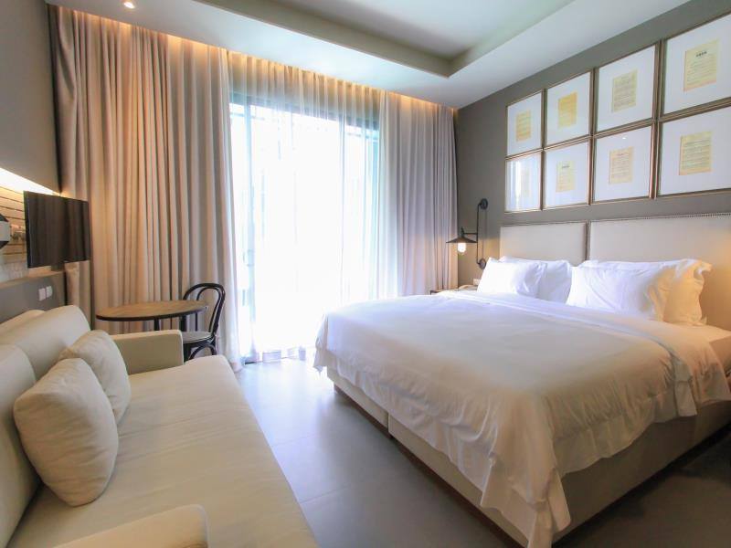 Surfing hotel resort Kata Phuket