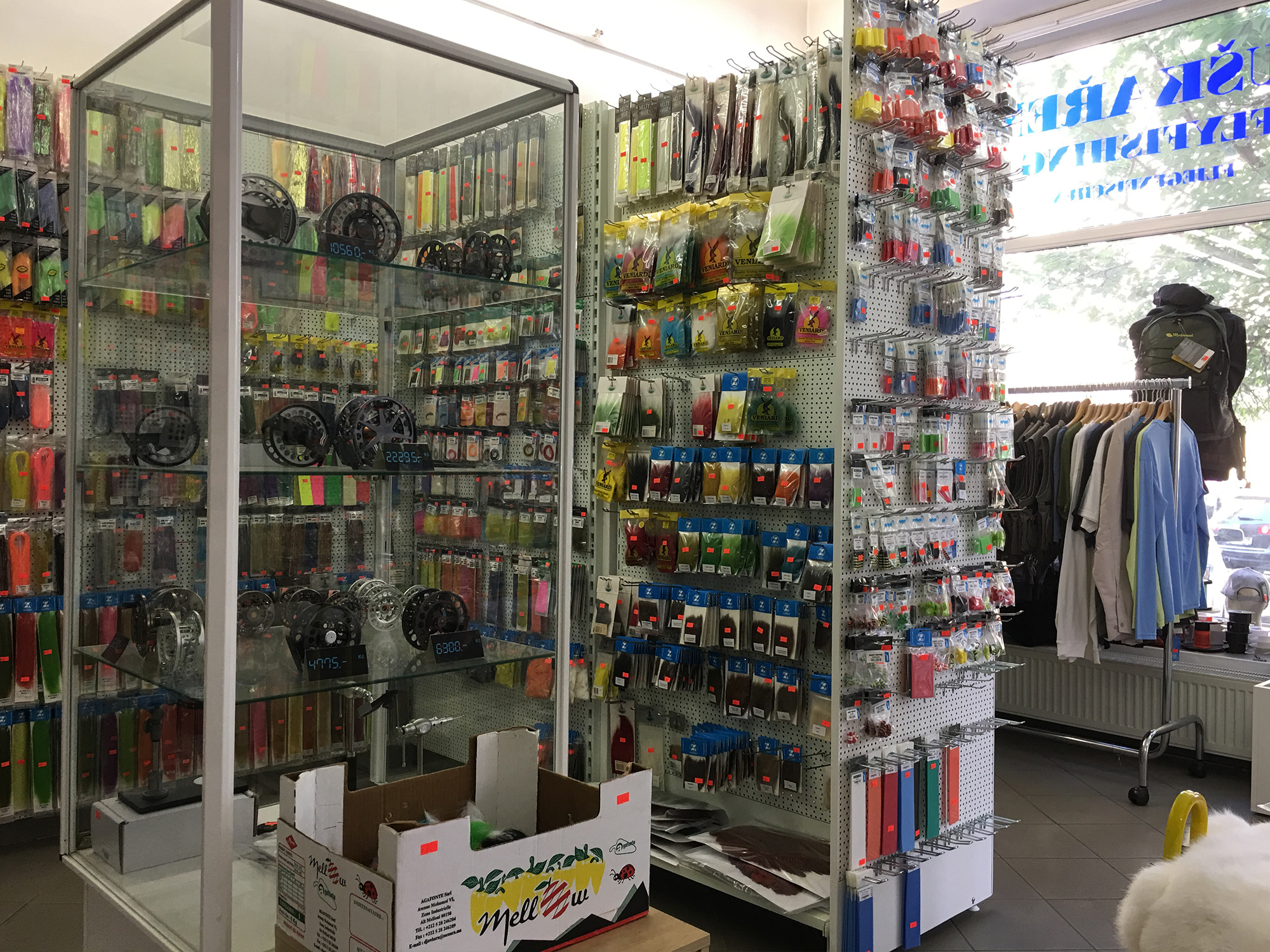 TOP 4 fishing tackle shops in Prague Fishing in Prague | Your professional guide in the middle of Europe