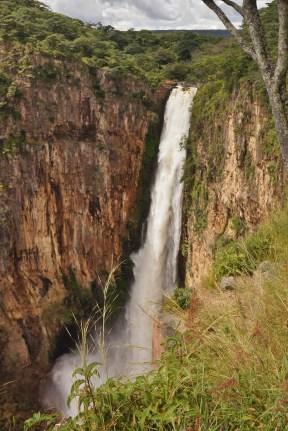 A 772-foot drop to the river below