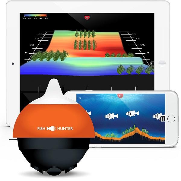 FishHunter Directional 3D Fishfinder