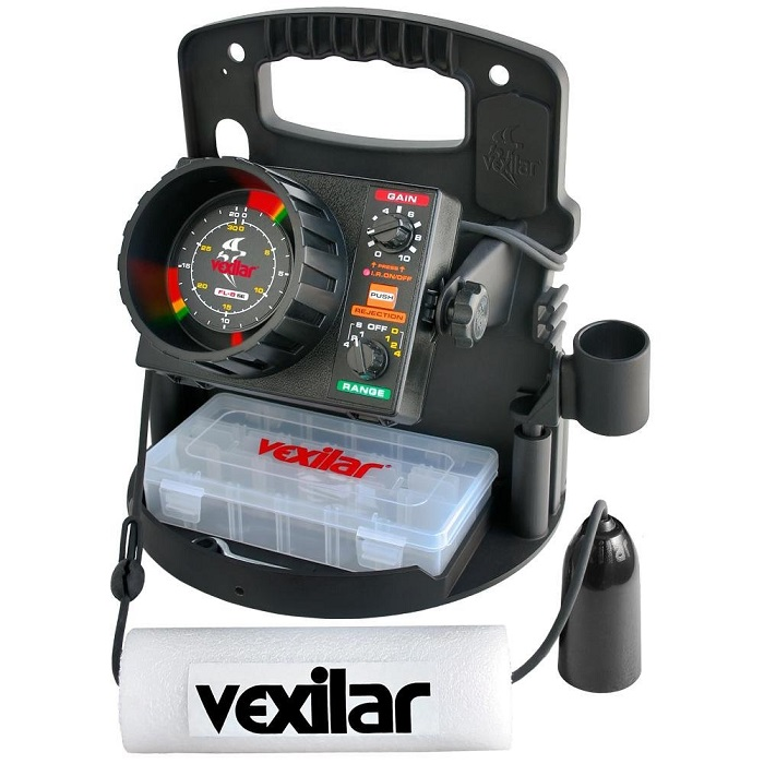 Vexilar FL 8SE Ice ProPack Ice Fishing Fish Finder
