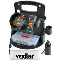 Vexilar FL 8SE Ice ProPack Ice Fishing Fish Finder  product image